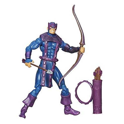 Marvel Infinite Series Marvel's Hawkeye 3.75 Inch Figure
