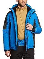 Ultrasport Chaqueta Esquí Lschgl (Azul)