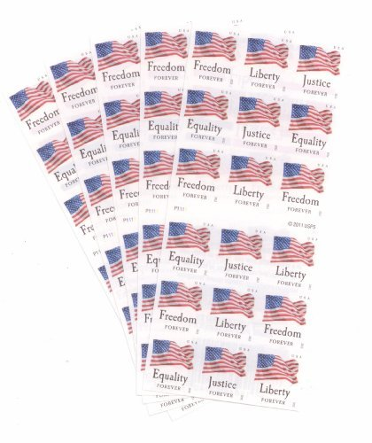usps-forever-stamps-four-flags-90-stamps-5-x-atm-booklets-of-18