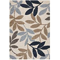 Big Sale MOONWALK LUNAR GARDEN Rug (size: 9.2X12.5) By Couristan shape:RECTANGLE