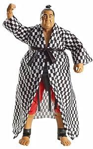 WWE Elite Series 15 Flashback Yokozuna - Figura de acción