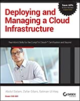Deploying and Managing a Cloud Infrastructure: Exam CV0-001 Front Cover