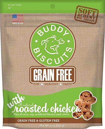 Cloud Star Grain Free Buddy Dog Treat Chicken