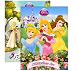 DISNEY PRINCESSES Libro Para Colorear Y Actividades, Case Pack 48