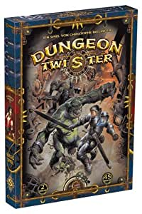 Asmodee 200135 - Dungeon Twister