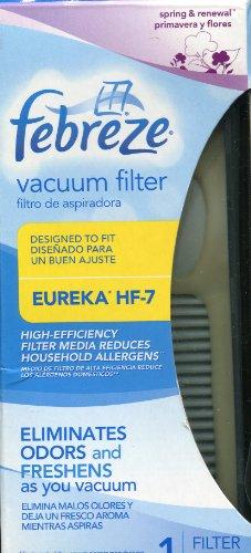 Febreze Scented Vacuum Filter For Eureka Hf-7 ~ Spring & Renewal front-146450