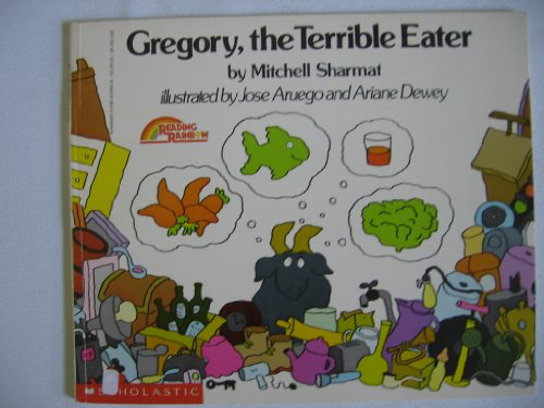 Gregory, the Terrible Eater Big Book