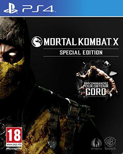 Mortal Kombat X – édition spéciale