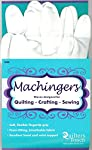 Machingers Quilting Gloves for Free-Motion Quilting Small/Medium
