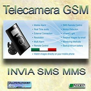 404 documento non trovato for Telecamera amazon