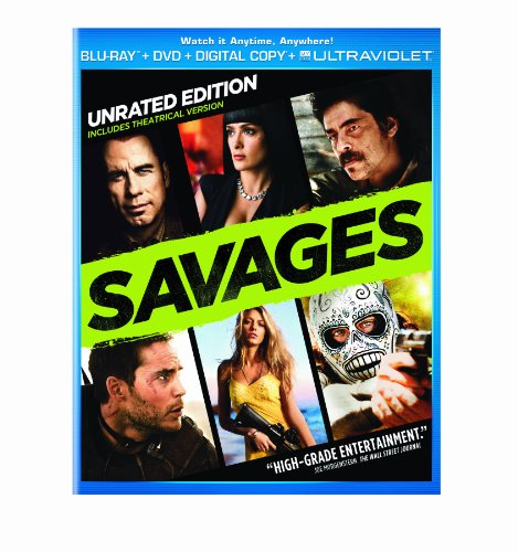 ����� ������ / Savages [Unrated Cut] (2012) BDRip