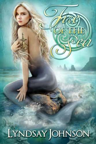 Fire Of The Sea by Lyndsay Johnson ebook deal