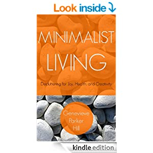 Minimalist living decluttering for joy health and for Minimalist living amazon