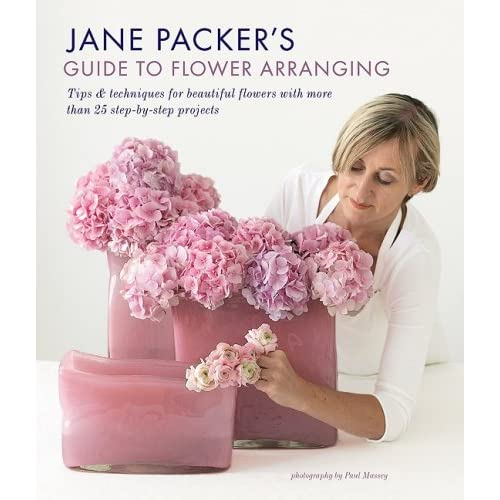 Flower arranging how to inspiration book review