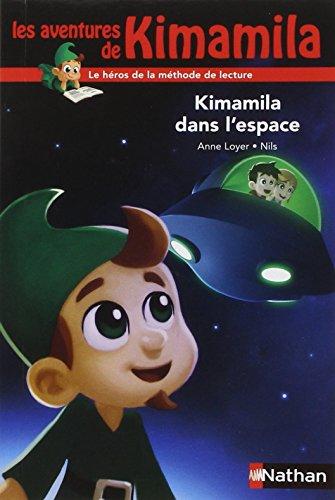 Les aventures de Kimamila (12) : Kimamila dans l'espace