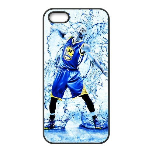 Custom Stephen Curry Basketball Series Iphone 5,5S Case JN5S-1932