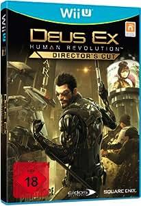 DEUS EX: Human Revolution Director's Cut - [Nintendo Wii U]