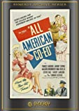 Cover art for  The All American Co Ed (1941)