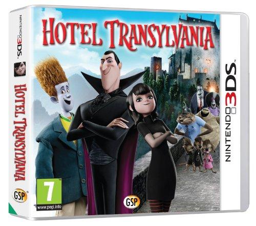 Hotel Transylvania (Nintendo 3DS) (Hotel Transylvania 3ds Game compare prices)