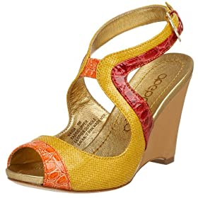 Apepazza Naida Ankle Strap Wedge :  whimsical platforms ankle ankle strap