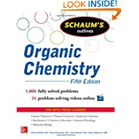 Schaum's Outline of Organic Chemistry (Schaum's Outline Series)