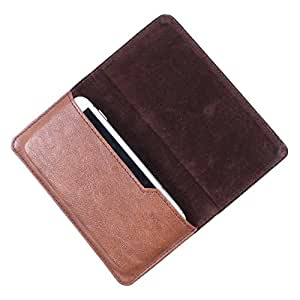 Dooda PU Leather Flip Pouch Case For XOLO Q2500