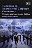 img - for Handbook on International Corporate Governance: Country Analyses, Second Edition (Elgar Original Reference) book / textbook / text book