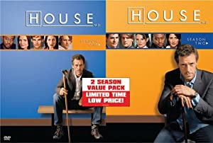 House, M.D.: Seasons 1-2