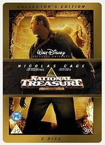 National Treasure (2 Disc Steelbook Collector's Edition) [DVD]
