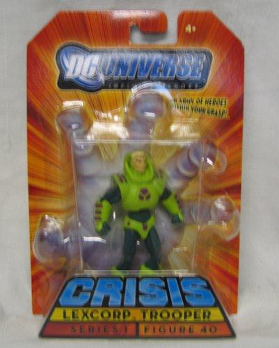 Buy Low Price Mattel DC Universe Infinite Heroes Crisis Series 1 Action Figure #40 Lexicorp Trooper (B0028Z4OWU)