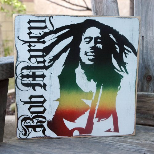 BOB MARLEY ROOM DECOR