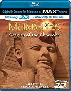 IMAX Mummies: Secrets of the Pharaohs [Blu-ray 3D + Blu-ray]