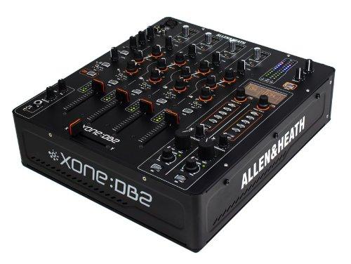 Allen & Heath XONE : DB2 プロフェッショナル デジタル DJミキサー