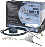 SeaStar SS132xx  NFB Safe-T II Marine Rotary Steering Kit for Outboard Engines