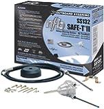 Teleflex SS13211 NFB Safe-T II Marine Rotary Steering Kit