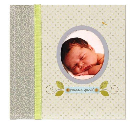C.R. Gibson Nest Slim Bound Photo Journal Album