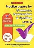 Grammar,Punctuation and Spelling Test Level 6 (Practice Papers National Tests) by Fletcher, Lesley (2013) Paperback Lesley Fletcher