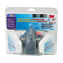 3M Professional Half-Mask Organic Vapor, P95 Respirator, Large