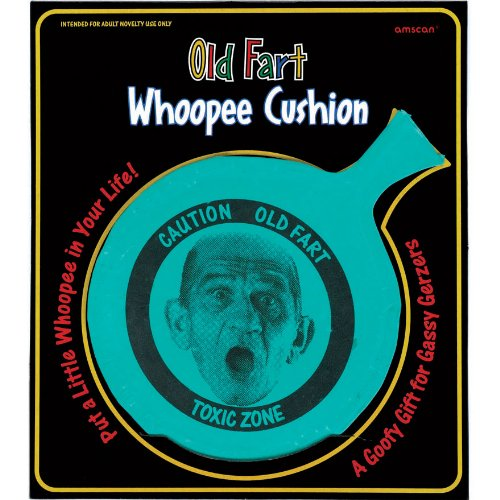 Over The Hill Whoopee Cushion