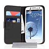 Foto Mobile Madhouse Tm Samsung Galaxy S3 Caso Cuoio Co...