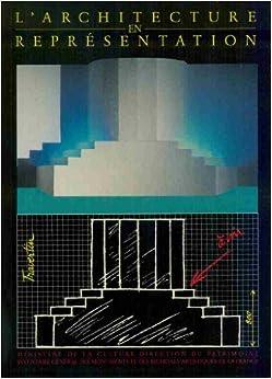 L 39 architecture en representation ouvrage publie a l for Ouvrage architectural