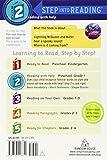 The Spooky Sound (Disney/Pixar Cars) (Step into Reading, Step 2)