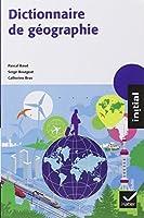 Initial dictionnaire de géographie