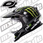 Oneal 7 Series Monster MX Helm
