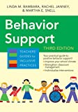 img - for Behavior Support, Third Edition (Teachers' Guides) book / textbook / text book