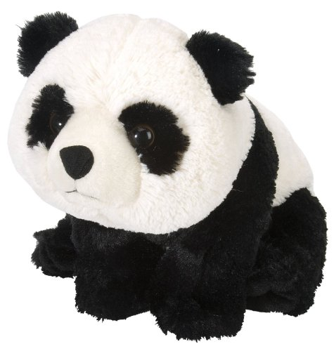 "Panda Cuddlekin 15"" By Wild Republic"