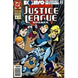 Justice league of america annual issue 6 maximum eclipse (1992 annual)
