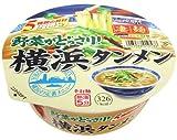 ニュータッチ 凄麺 野菜がどっさり横浜タンメン 108g×12個