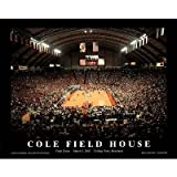 Mike Smith University of Maryland Cole Field House Final Game March 3 2002 NCAA Sports Poster - 22x28 custom fit with RichAndFramous Black 28 inch Poster Hangers