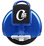 C Cool Single Wheel Bicycleself Balancing Unicycle Electric Scooter Blue 9.8kg